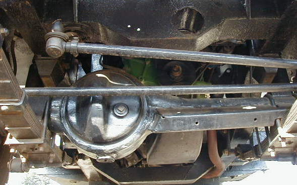 Salisbury Rear Axle : Land rover differentials salisbury env diffs for
