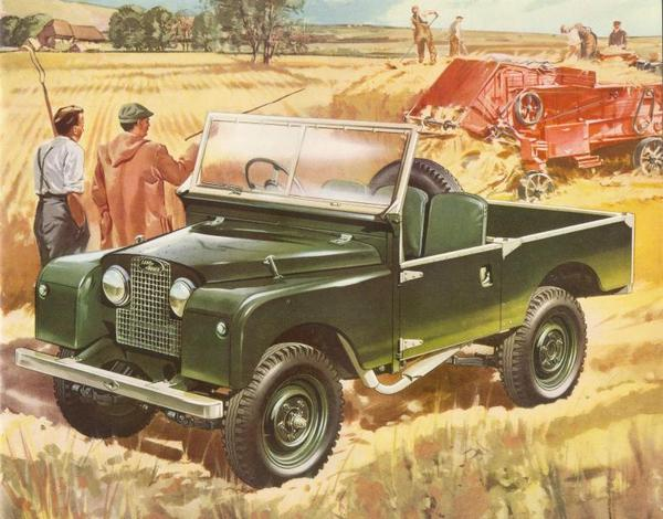 Land Rover Series 1 Models And Specs