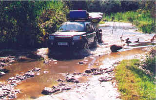 Land Rover Freelander Off Road Expedition And Trips