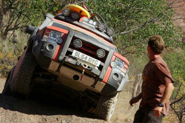 Land Rover Sport >> Land Rover G4 Challenge - Selections