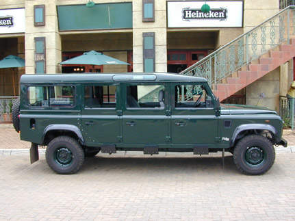 Land Rover launches new high capacity Defender Station Wagon