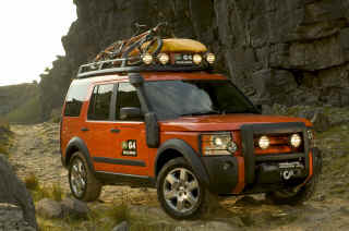 Land Rover G4 Specifications Discovery 3 Range Rover Sport