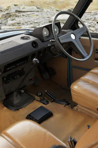 Range rover history 1970 2013 - Range rover classic interior parts ...