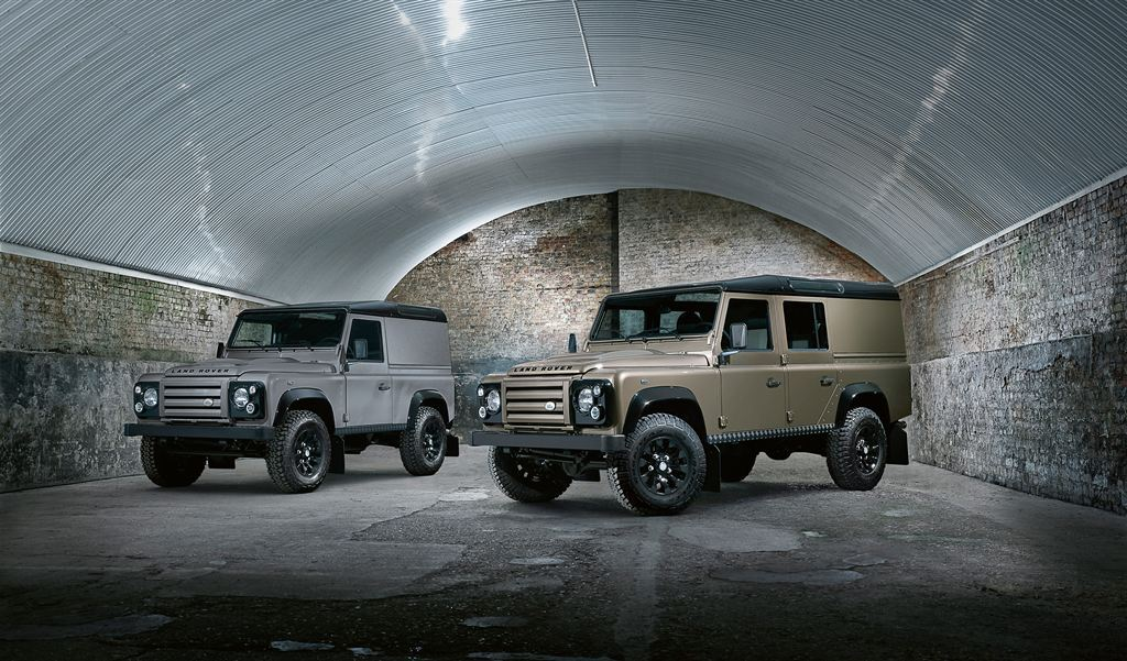 Land Rover Defender 2013 Specification Technical Data