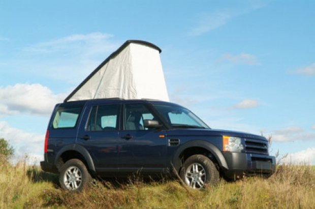 & Land Rover Discovery 3 Camper Conversion