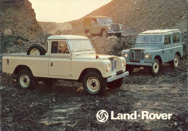 Land Rover Electronic distributor Series 3//3 2.25 /& 2.5