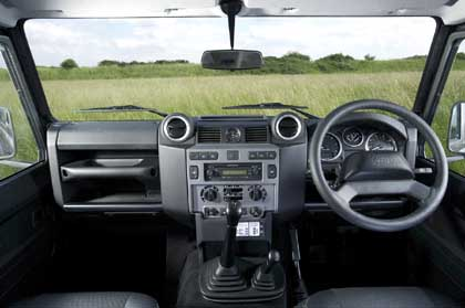 Land Rover Defender 2007 Or 2008