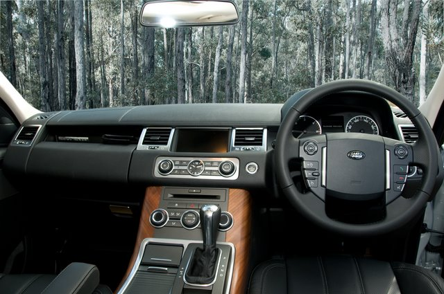 Range Rover Sport 2010 Review